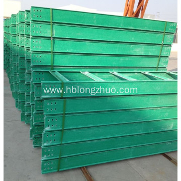 Glass Fiber Reinforced Plastic Cable Tray with Cover