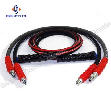 Pressure washer hose car wash high pressure hose