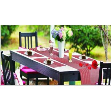 Family restaurant  PVC table mat decoration