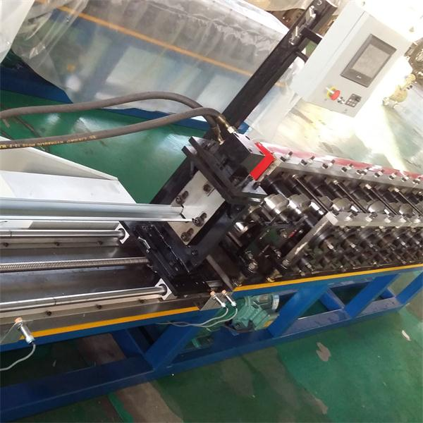 Ceiling Steel Omega making machine