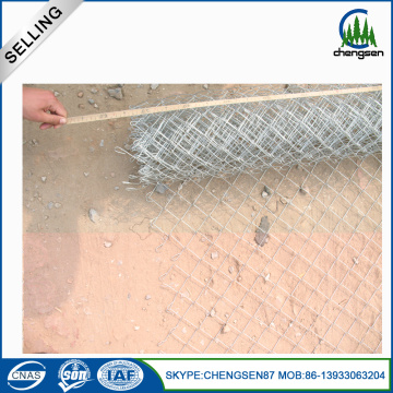 27KGS/Roll Hot Dipped Galvanized Hexagonal Chicknen Netting
