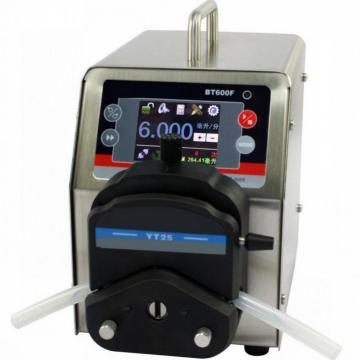 Accurate 2900ml/min brushless motor peristaltic pump