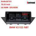 6 Core BMW X3 F25 GPS Navigation