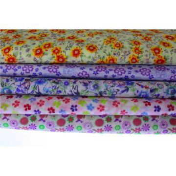 90 polyester 10 cotton printed pocketing fabric