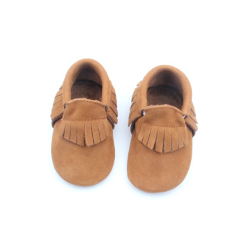 Top Selling Baby Cute Soft Walker Shoes Moccasins