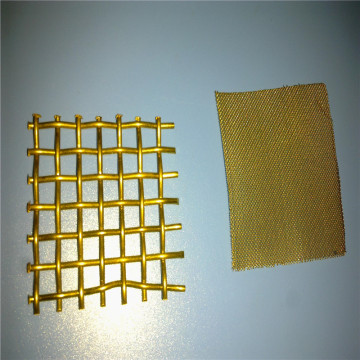 100x100 Brass Copper Wire Cloth