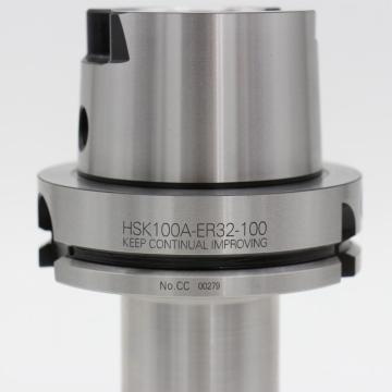 High Precision HSK100A-ER32-100 COLLETS CHUCKS