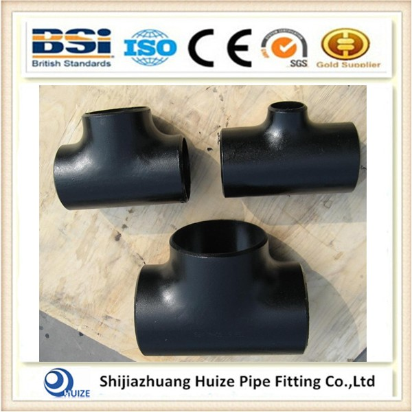 Carbon Steel Tee Pipe Fittings
