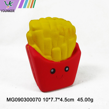 2020 New design Galaxy Squishy Toys French Fries