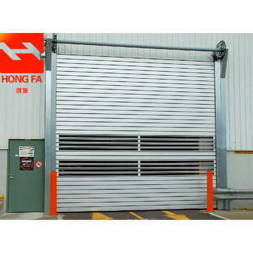 Gbasaa Aluminom Alloy High Speed ​​Door