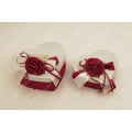 Red Butterfly Knot Valentine's Day Gift Box