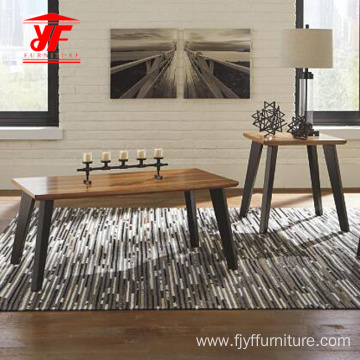 Simple Wooden Table Position Hall Center