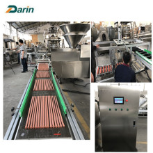OEM/ODM for Auto Meat Strip Processing Line DARIN Manufactured Meat Strip Extruding Line export to Peru Suppliers