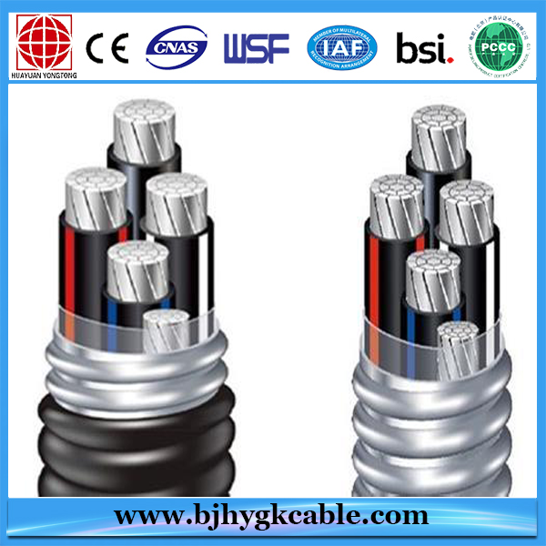 Aluminium Alloy Conductor XLPE Insulated Auminium Tape Armoured Cable