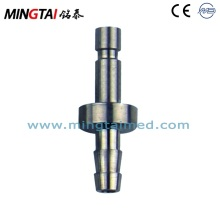 Hospital medical gas plug outlet