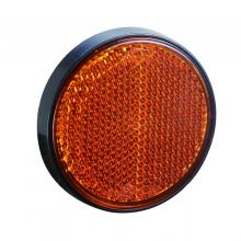 OEM/ODM for Truck Reflector Backup UV PC Trailer Round Reflectors supply to Luxembourg Wholesale