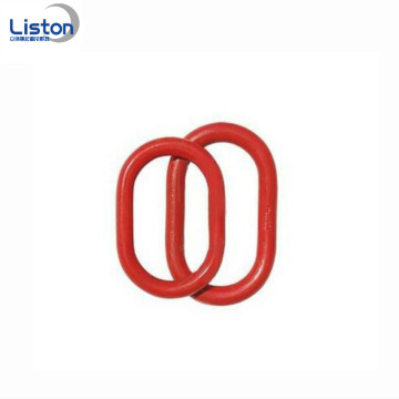Excavator Track Red Colour G80 Master Link