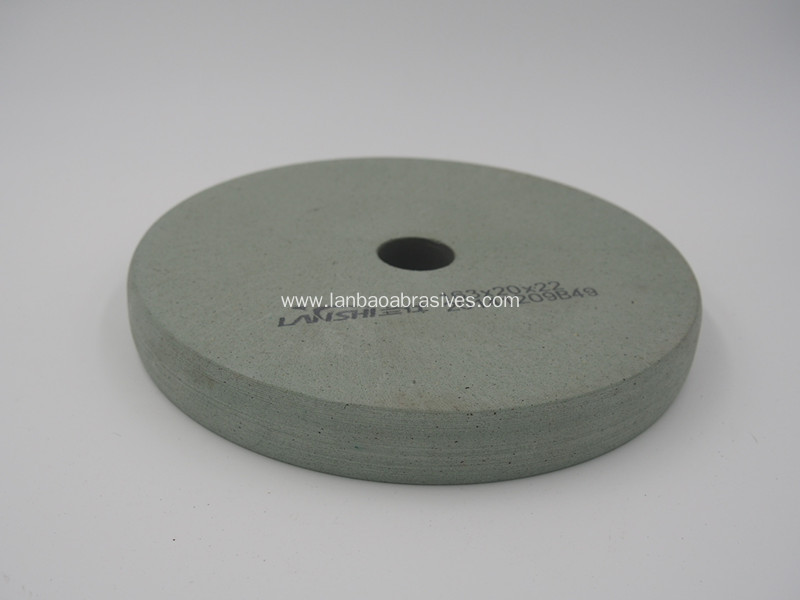 V shape BD engraving polishing wheel for glass