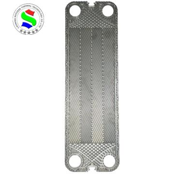 S37 heat exchanger high theta 0.5mm ss316 plate