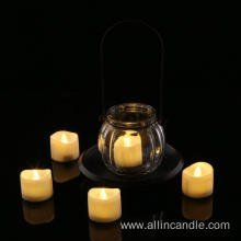 Flickering flameless candles led candles with remote