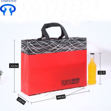 Top for Supply Laminated Nonwoven Bag, Laminated Non Woven Carry Bags, Laminated Non Woven Bags to Your Requirements Shopping bag non-woven fabric for custom clothes export to Malta Manufacturer