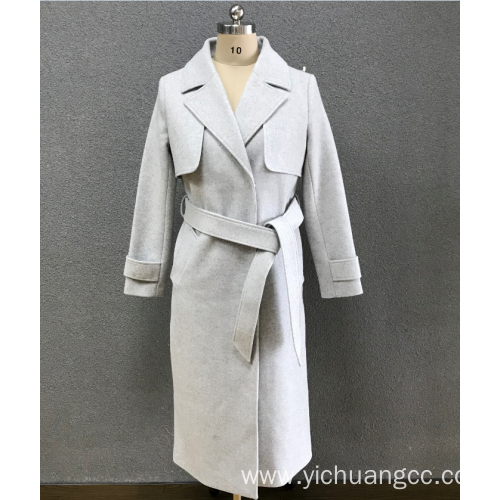 women's grey winter clothes