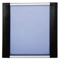 Single screen X-ray film view lamp