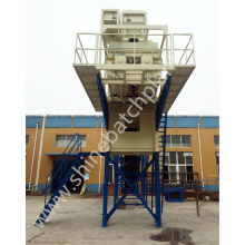 Ready Portable Concrete Batching Plant