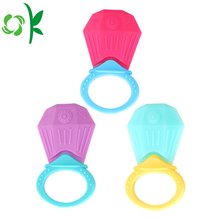 Silicone Teether Rings