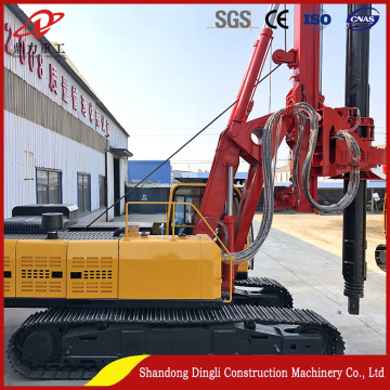 Hydraulic diesel pile driver for sale