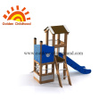 outdoor playground equipment installation material