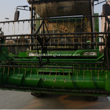 Best quality and factory for Self-Propelled Barley Combine Harvester High quality Self-propelled wheat combine harvesting supply to Uzbekistan Factories