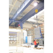 Overhead Crane with Winch 160t
