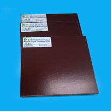 Insulating Material Paper Phenolic Laminated Panels