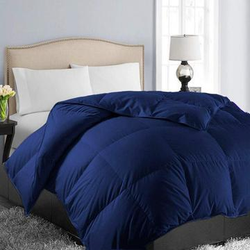 Queen Full Soft Quilted Summer Cooling Down Comforter