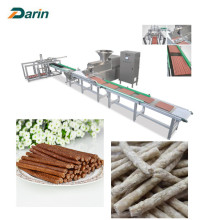 High Capacity Meaty Strip Machine With Auto Trays Loader