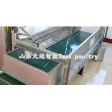 Chicken Transverse Birds Conveyer Equipmet