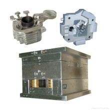 Aluminum Die Casting Car Starter Engine Housing Components
