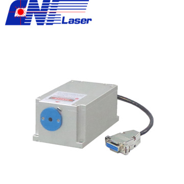 Narrow line width diode laser at 460/488