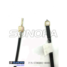Top for Qingqi Scooter Speedometer Cable Baotian BT49QT-9D3(2B) Speedometer cable supply to Spain Supplier