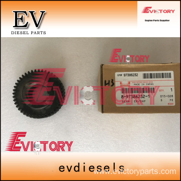 VOLVO D7D idle timing gear crankshaft camshaft gear