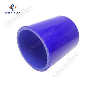 orange silicone rubber straight coupler pipe hose kit