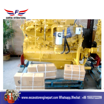 High Quality for Cummmins Engines Shantui SD32 bulldozer  cummins engines supply to Jordan Factory