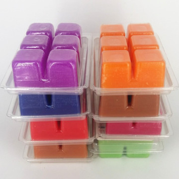 2.5oz 6 Cubes Scented Wax Cubes Melts Tarts