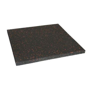 Multiple Speckles GYM Rubber Flooring