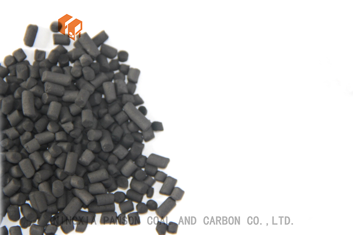4mm Granular carbon/columnar activated carbon
