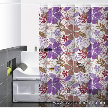 Waterproof Bathroom printed Shower Curtain John Lewis