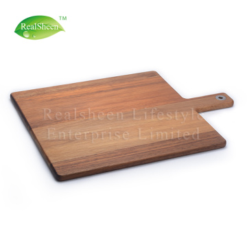 Rectangular Paddle Acacia Wood Board