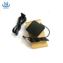 New square 65W 19.5v 3.42a adapter for Asus