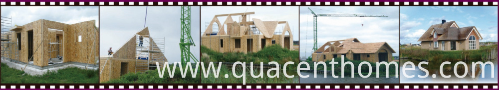 More Energy Saving Prefabricated Villa